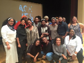 Patrisse Cullors and Future @ Guilford College